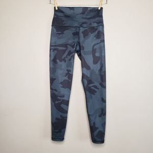 Lululemon high waist camo leggings 4